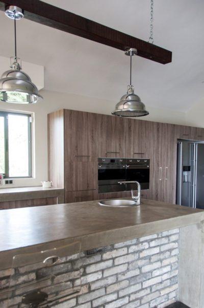 Expression Metis Modern Concrete Kitchen S