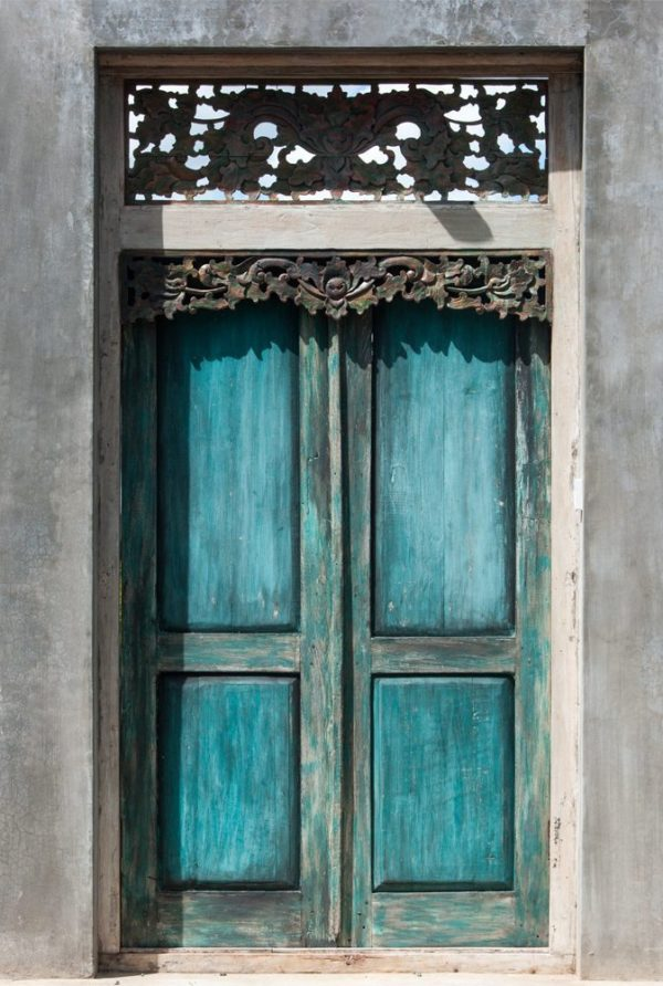 Expressionsmetis Home Decor Wall Decoration Balinese Door