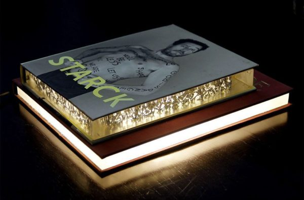 Expressionsmetis Home Decoration Resin Book Lighting