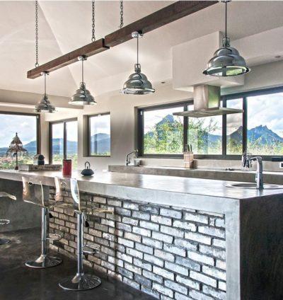 Expressionsmetis Lighting Metal Ceiling Lamp Kitchen Islet