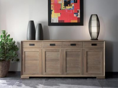 Expressionsmetis Wood Door Storage Cabinet Furniture