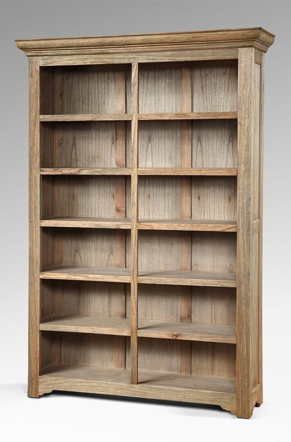 Expressionsmetis Wood Furniture Library Display Cabinet Study Room