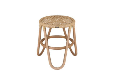 Expressionsmetis Home Decor Furniture Side Table Stool Natural Rattan