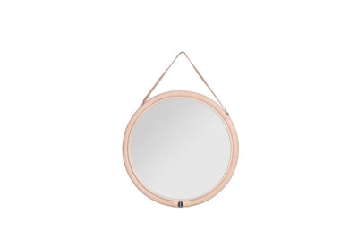 Expressionsmetis Home Decor Products Round Rattan Frame Mirror Wall Decor